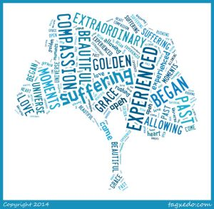 word cloud compassion